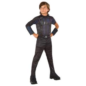 Marvel Boys' Captain America Hawkeye Fancy Dress Costume