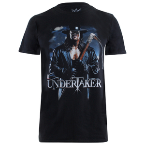 "Camiseta WWE ""The Undertaker"" - Hombre - Negro"