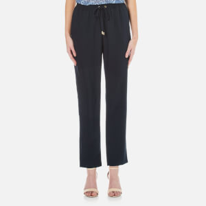 MICHAEL MICHAEL KORS Women's Pull On Slim Pants - New Navy