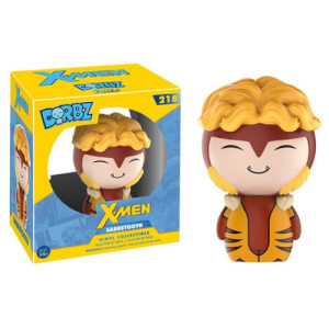 X-Men Sabertooth Dorbz Figuur
