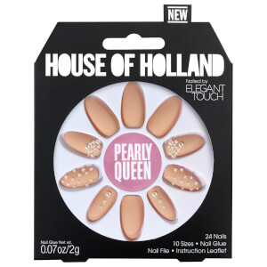Elegant Touch House of Holland V Nails - Pearly Queen