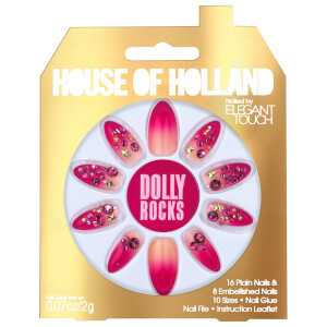 Elegant Touch House of Holland Luxe Nails - Dolly Rocks