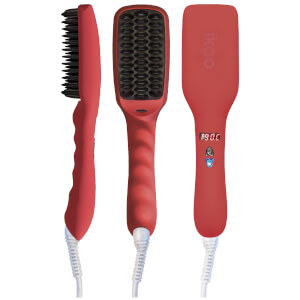ikoo E-Styler Hair Straightening Brush - Fireball