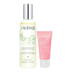 Caudalie Beauty Elixir & Vinosource Sorbet Exclusive Bundle (Worth $59)