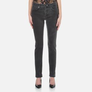 McQ Alexander McQueen Women's Harvy Skinny Jeans - Grey