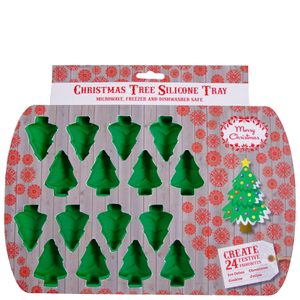 Eddingtons Christmas Tree Silicone Tray