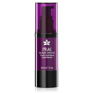 PRAI BLACK ORCHID Youth Activating Luxe Serum 30ml
