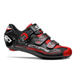 Sidi Genius 7 Cycling Shoes - Black/Red