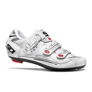 Sidi Genius 7 Women's Cycling Shoes - White