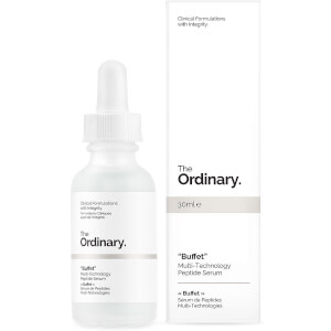 "The Ordinary ""Buffet"" Multi-Technology Peptide Serum -peptidiseerumi 30ml"