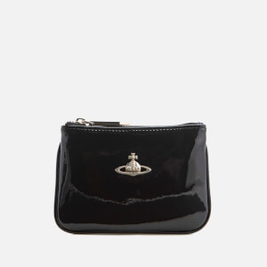 Vivienne Westwood Women's Margate Orb Small Pouch - Black