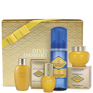L'Occitane Divine Skincare Collection