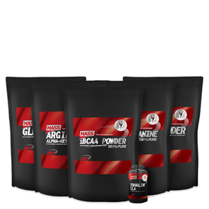 Mass Ultimate Amino Bundle - Sour Apple