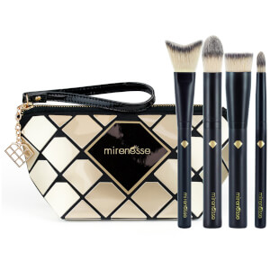 mirenesse Diamond Luxury Pro Brush Kit