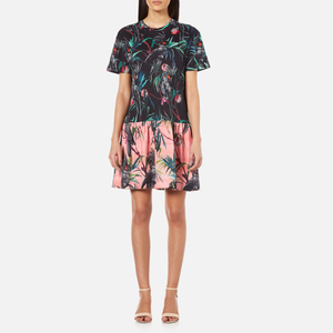 PS by Paul Smith Women's Cockatoo Jersey Dress - Black
