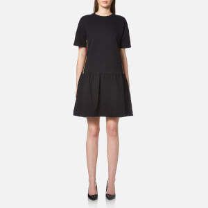 PS by Paul Smith Women's Black Jersey Dress - Black