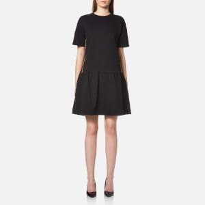 PS by Paul Smith Women's Black Jersey Dress - Black