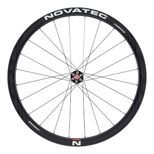 Novatec R3 Carbon Disc Clincher Wheelset