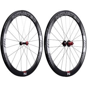Novatec R5 Carbon Clincher Wheelset
