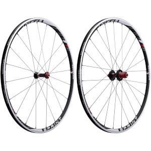 Novatec Sprint Clincher Wheelset Wide - Shimano