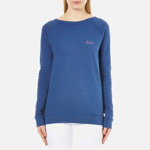 Maison Labiche Women's Cherie Sweatshirt - Bleu Outremer