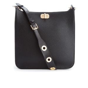 MICHAEL MICHAEL KORS Women's Sullivan Large North South Messenger Bag - Black