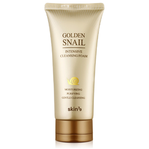 Mousse Nettoyante Intensive Golden Snail Skin79 125 ml