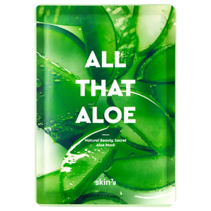 Skin79 All That Aloe Mask aloesowa maseczka do twarzy 25 g