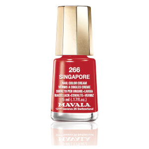 Mavalaeclectic Collection Extra Long Wear Nail Colour - 266 Singapore
