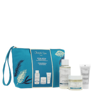 Christophe Robin Detox Hair Ritual Travel Kit -hiustenhoitomatkasetti