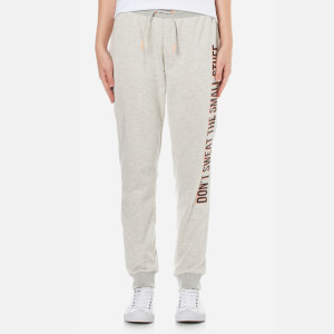 MINKPINK Women's Don't Sweat It Sweatpants - Grey Marl