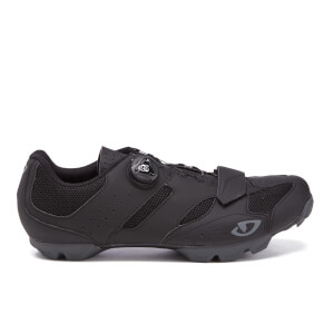 Giro Cylinder Trail Cycling Shoes - Black