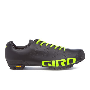Giro Empire VR90 Dirt Cycling Shoes - Black/Lime