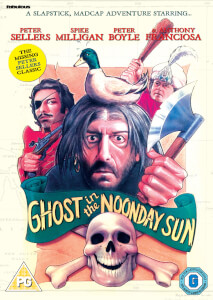 Ghost In The Noonday Sun