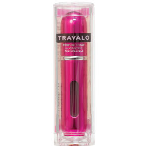 Travalo Classic HD Atomiser Spray Bottle - Hot Pink (5ml)