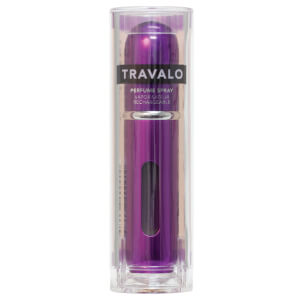 Travalo Classic HD Atomiser Spray Bottle - Purple (5ml)