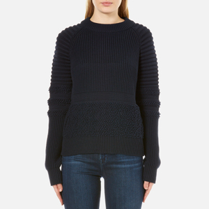 Belstaff Women's Serena Crew Neck Jumper - Navy