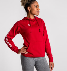 IdealFit Athlete Hoodie Red