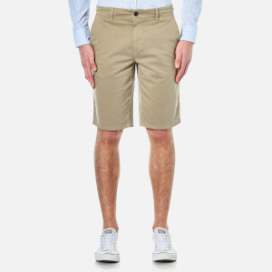 BOSS Orange Men's Schino Slim Shorts - Medium Beige