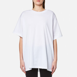 MM6 Maison Margiela Women's White Anniversary T-Shirt - White