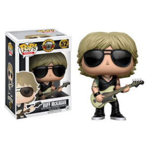 Pop! Rocks: Guns N' Roses - Duff McKagan Figura Pop! Vinyl