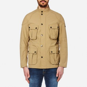 Barbour International Men's Guard Casual Jacket - Light Sand