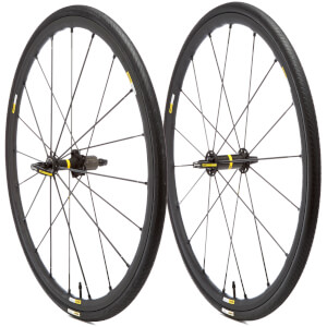 Mavic Ksyrium Pro Exalith SL Clincher Wheelset