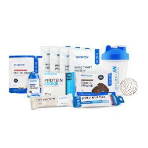 Taster Pack Myprotein