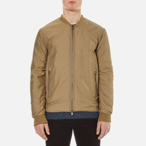 Selected Homme Men's New Light Bomber Jacket - Desert Taupe