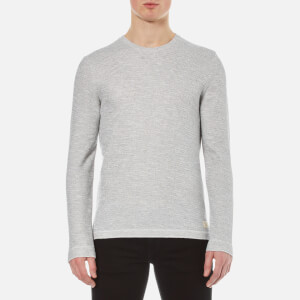Selected Homme Men's Thomas Crew Neck Sweatshirt - Egret