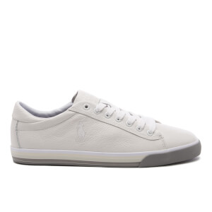 Polo Ralph Lauren Men's Harvey Trainers - White