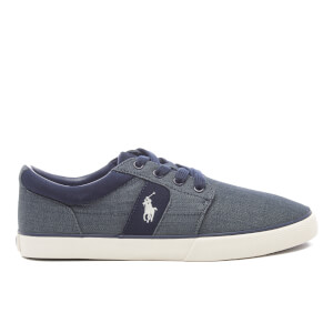 Polo Ralph Lauren Men's Halmoreii-NE Trainers - Denim