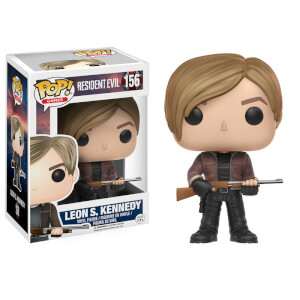 Resident Evil Leon Kennedy Funko Pop! Figuur