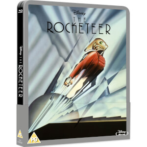 Rocketeer - Zavvi Exclusive Lenticular Edition Steelbook